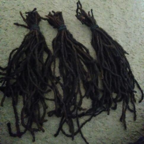 Dreadlock exstensions