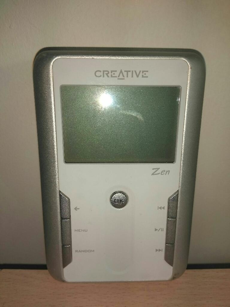Creative zen touch 40gb