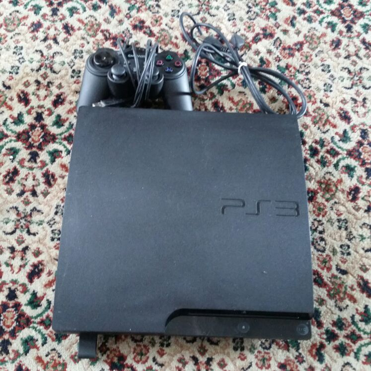 PS 3 PLAY STATION