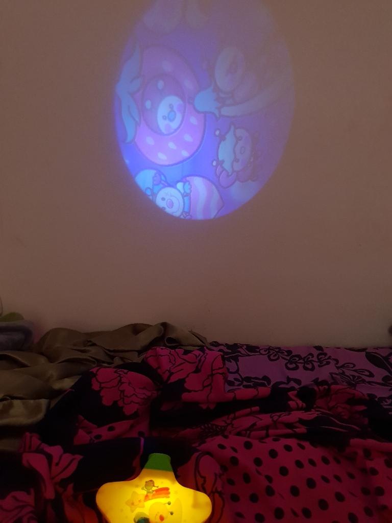 Baby projector