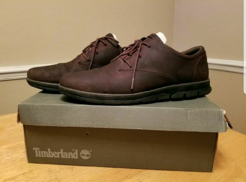 Timberland Bradstreet Plain-toe Oxfords