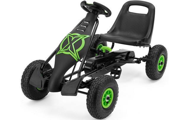 Xoots viper pedal go cart