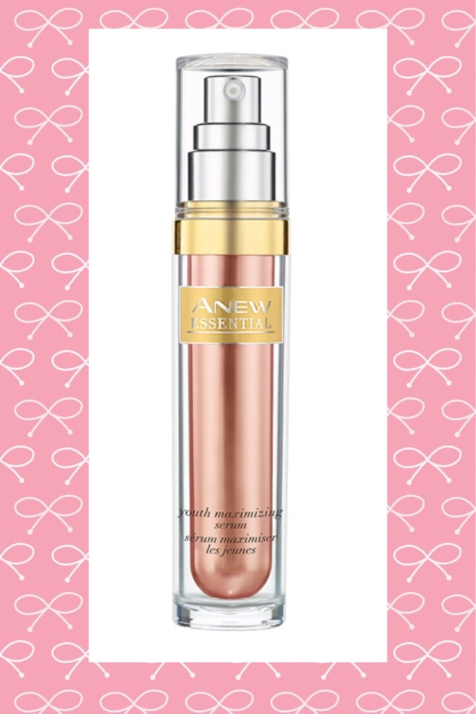 BRAND NEW SEALED SAMPLE OF AVON ANEW ESSENTIAL YOUTH MAXIMISING SERUM