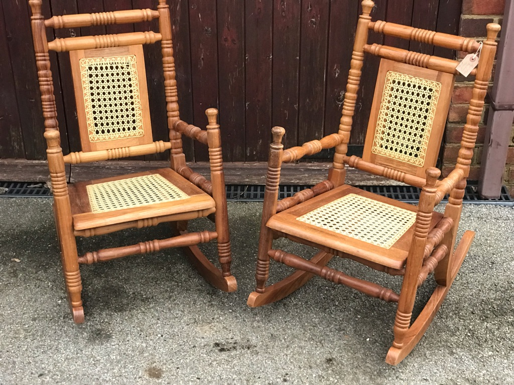 Child's rocking chairs