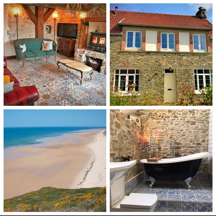 Glatigny Farmhouse, Normandy France
