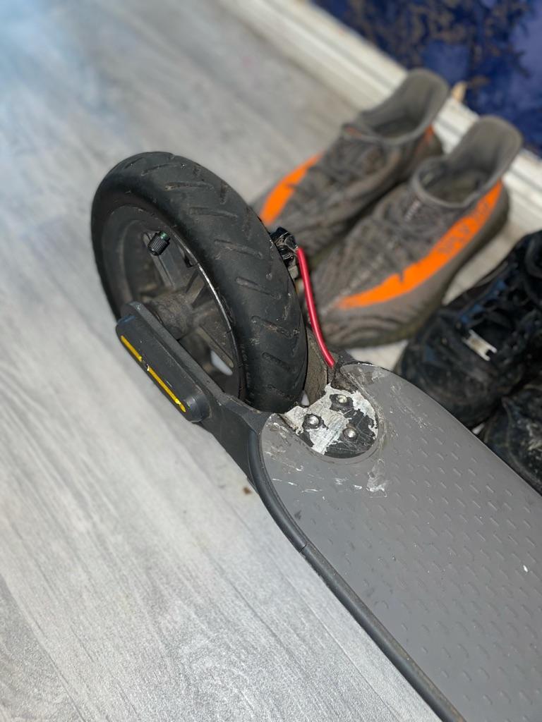 Xiamio M365 E scooter