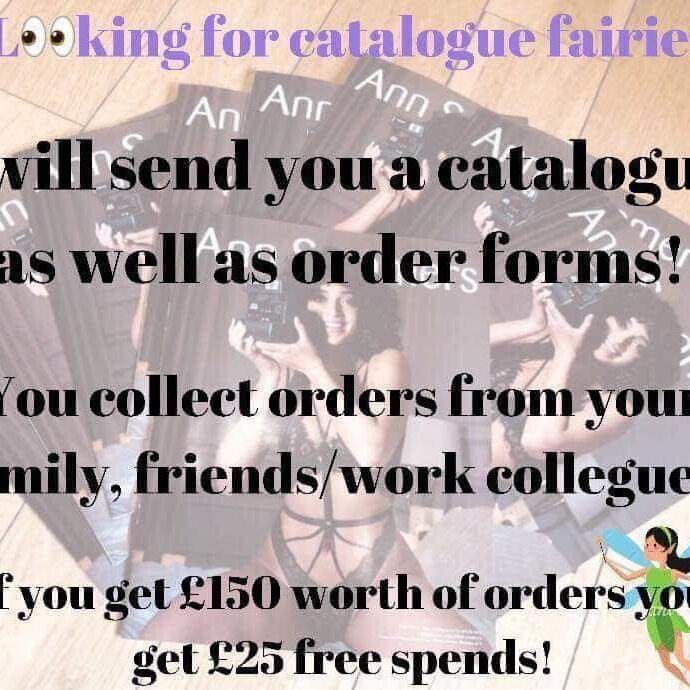 Catalogue fairy