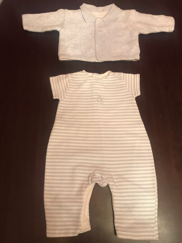 A Lovely Baby/ Boy Newborn Bundle Of 8 items in Total
