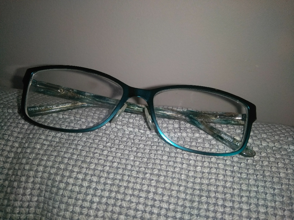Glasses from Specsavers