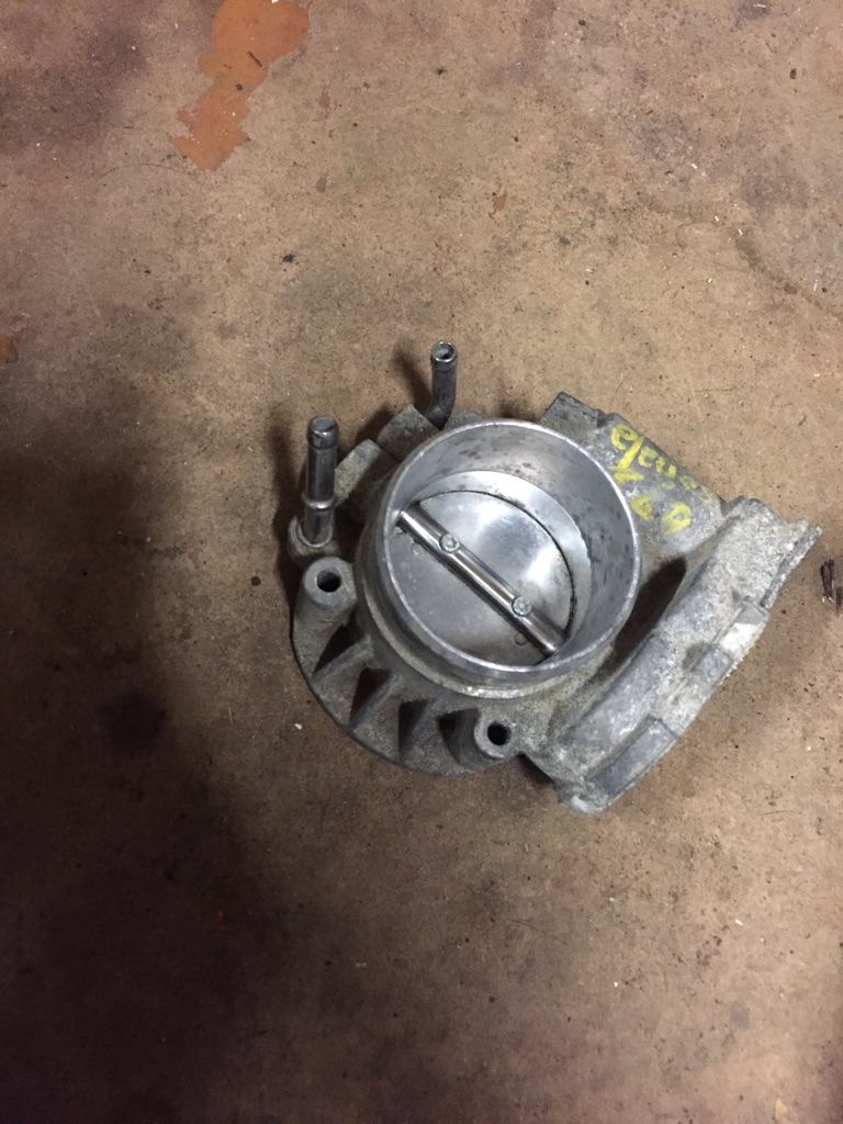 Hyundai Sonata Throttle Body