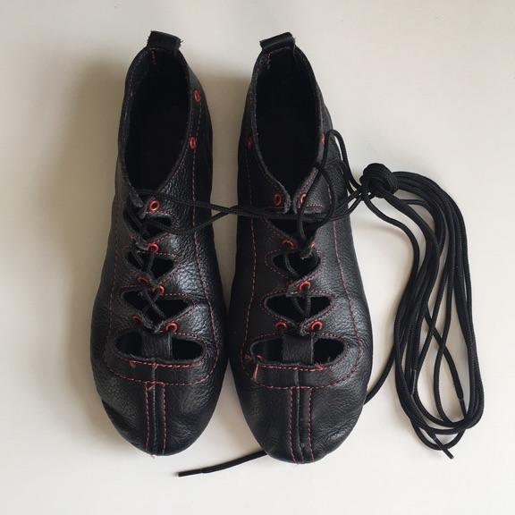 Highland dance pumps sz 1.5
