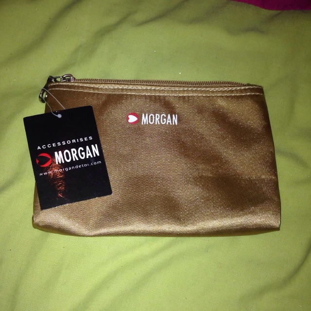Morgan Makeup Bag