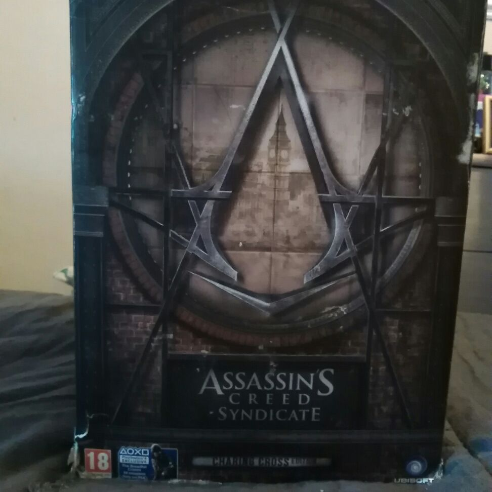Assassin's Creed Jacob Frye Collectors Statue