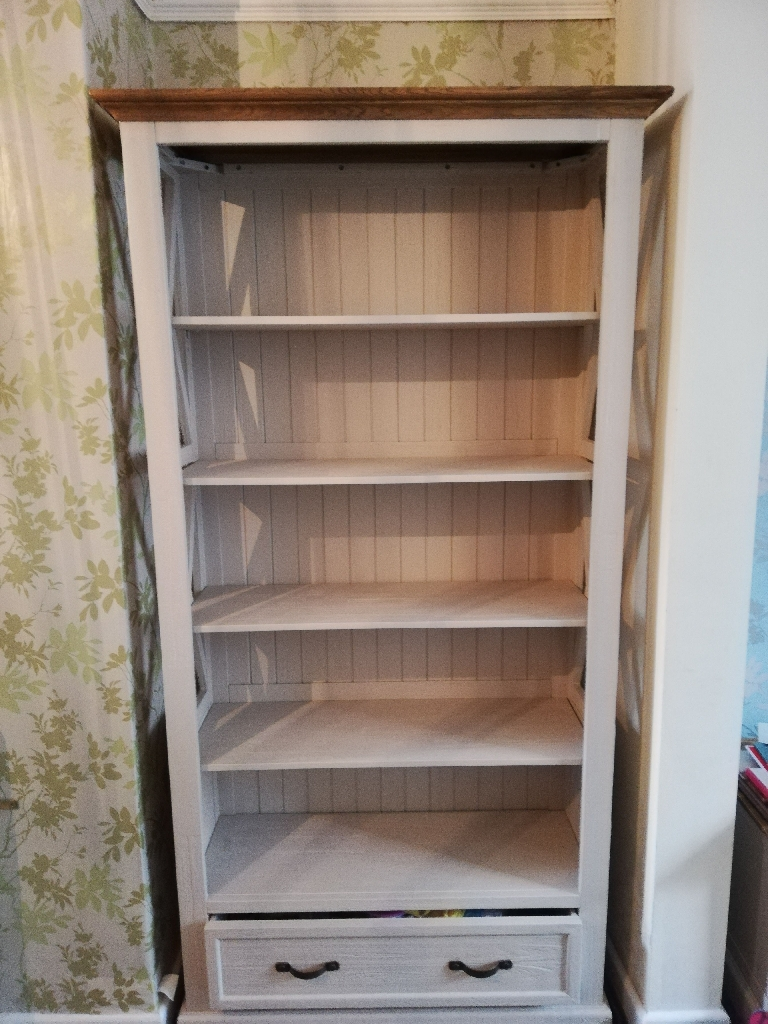 Oak Furniture Land Bookcase