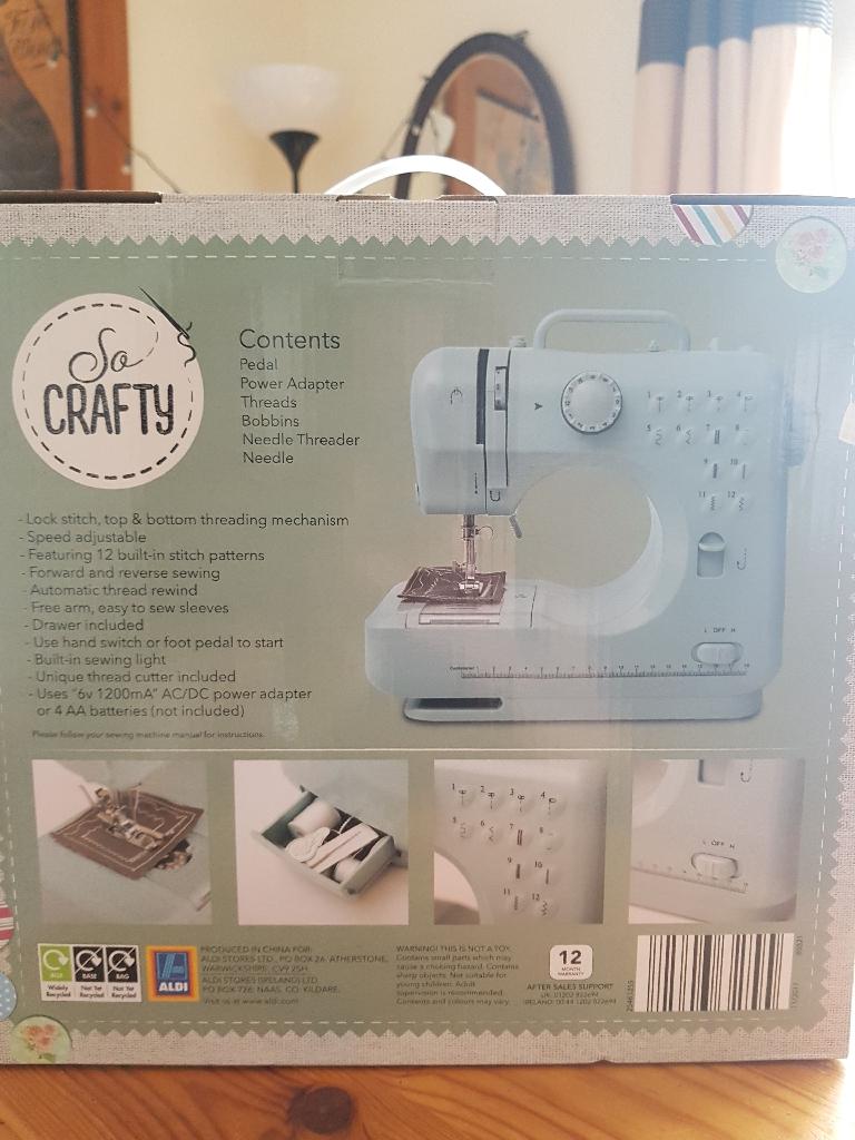 Midi Sewing Machine - New