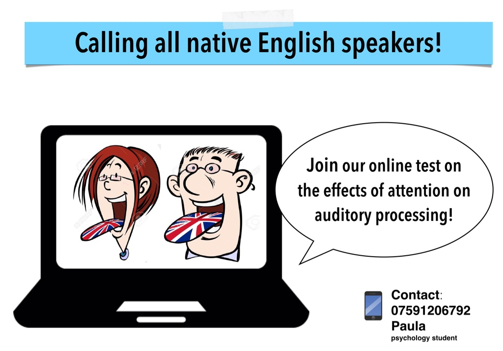 Calling all native English speakers for Spanish language exchange!