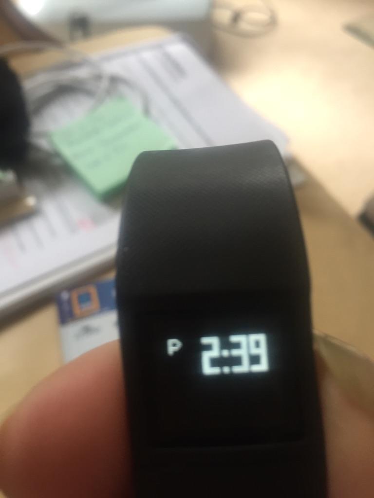 Wireless activity tracker