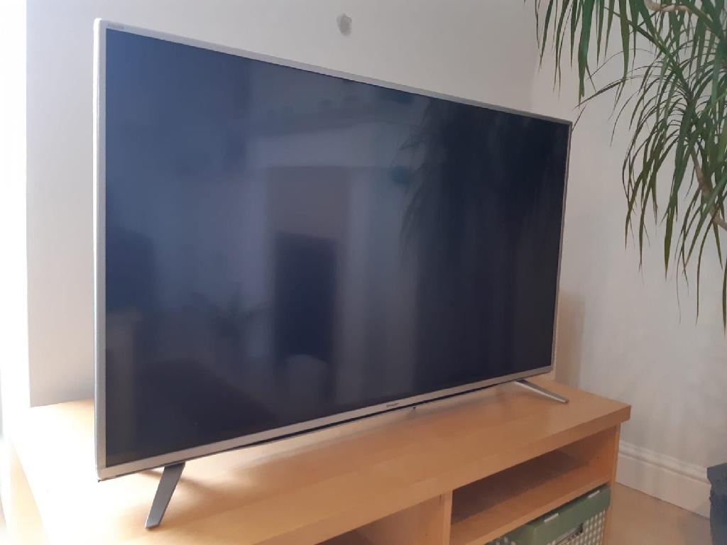 "Sharp Smart TV - 109 cm/43"" - 4k ultra HD"