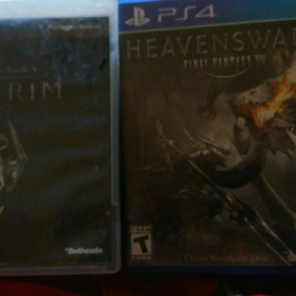 Ps3and ps4 game