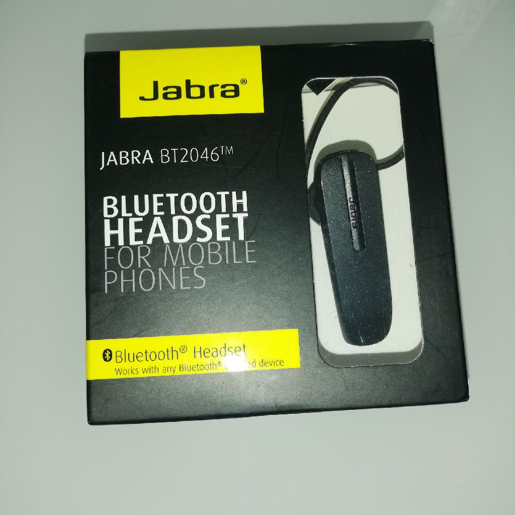 Bluetooth headset for mobile phones