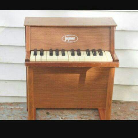 Child's piano