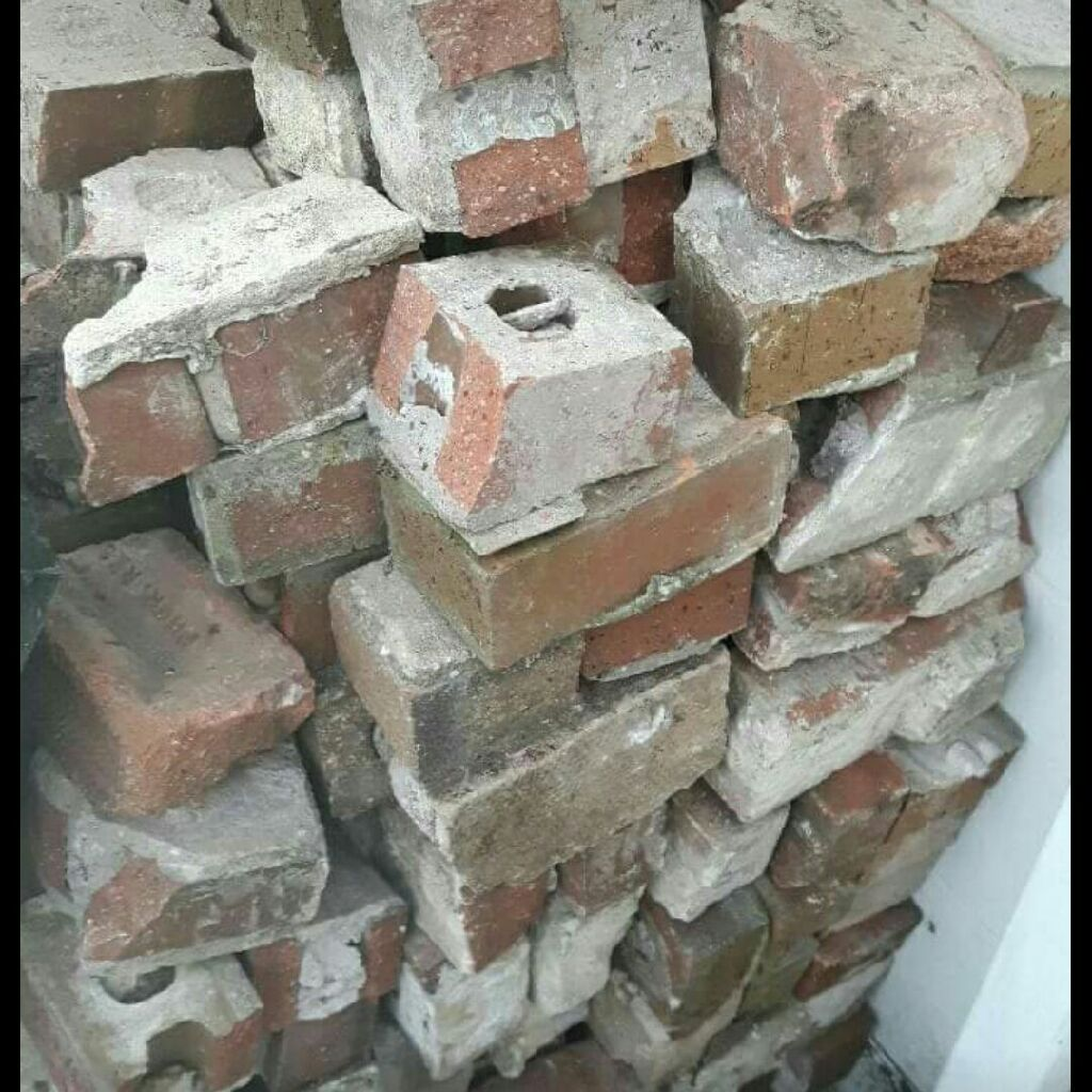 Used bricks 2 for £1.50