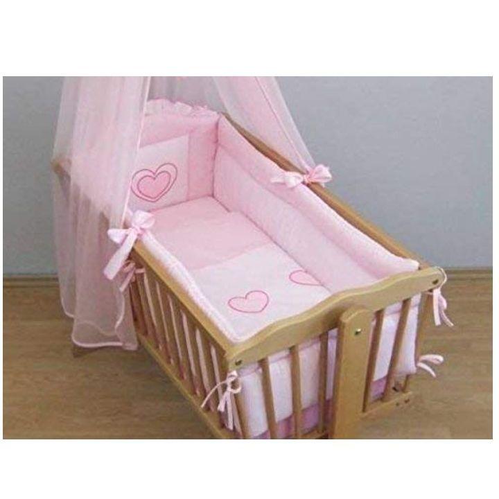 girls crib bedding