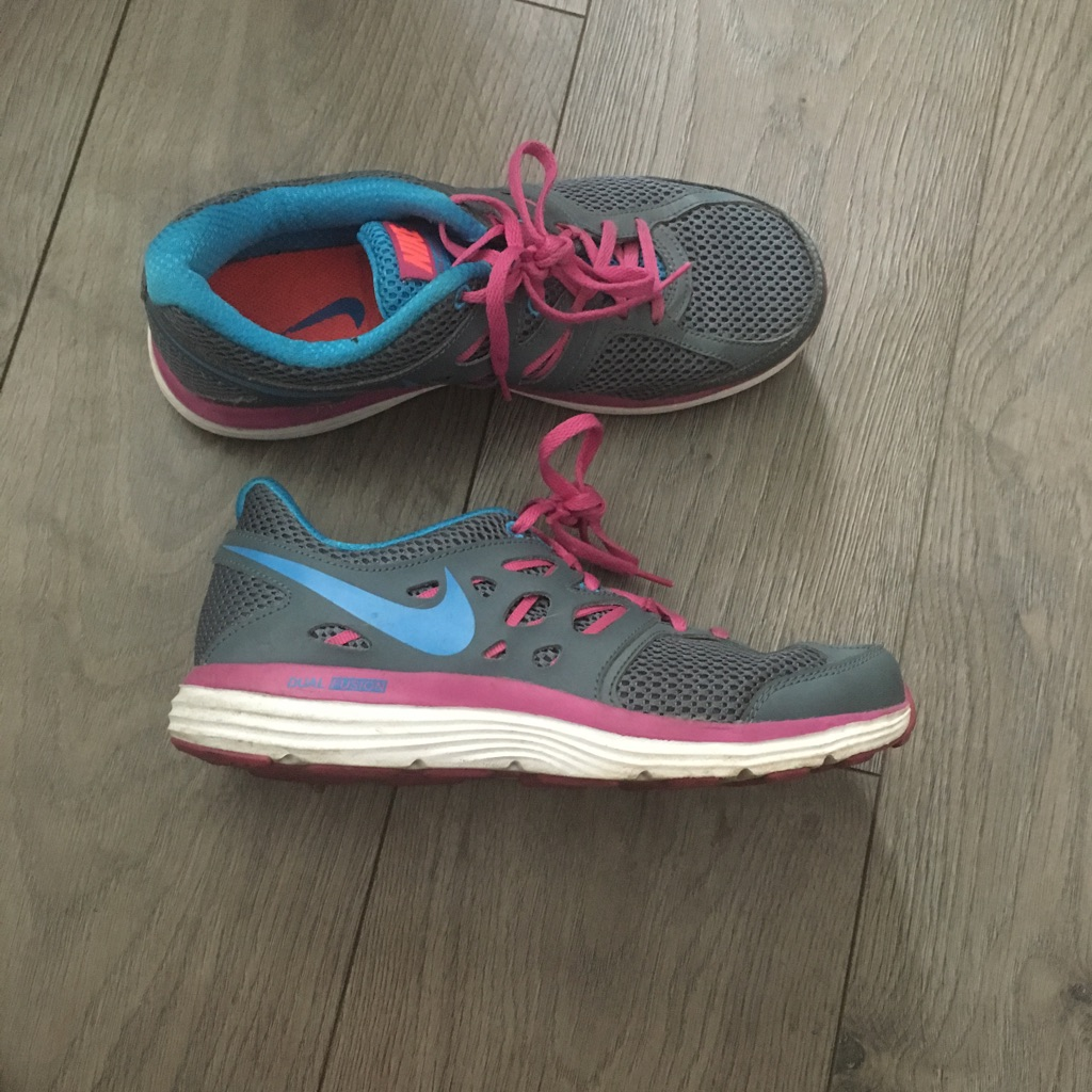 Ladies Dual fusion trainers