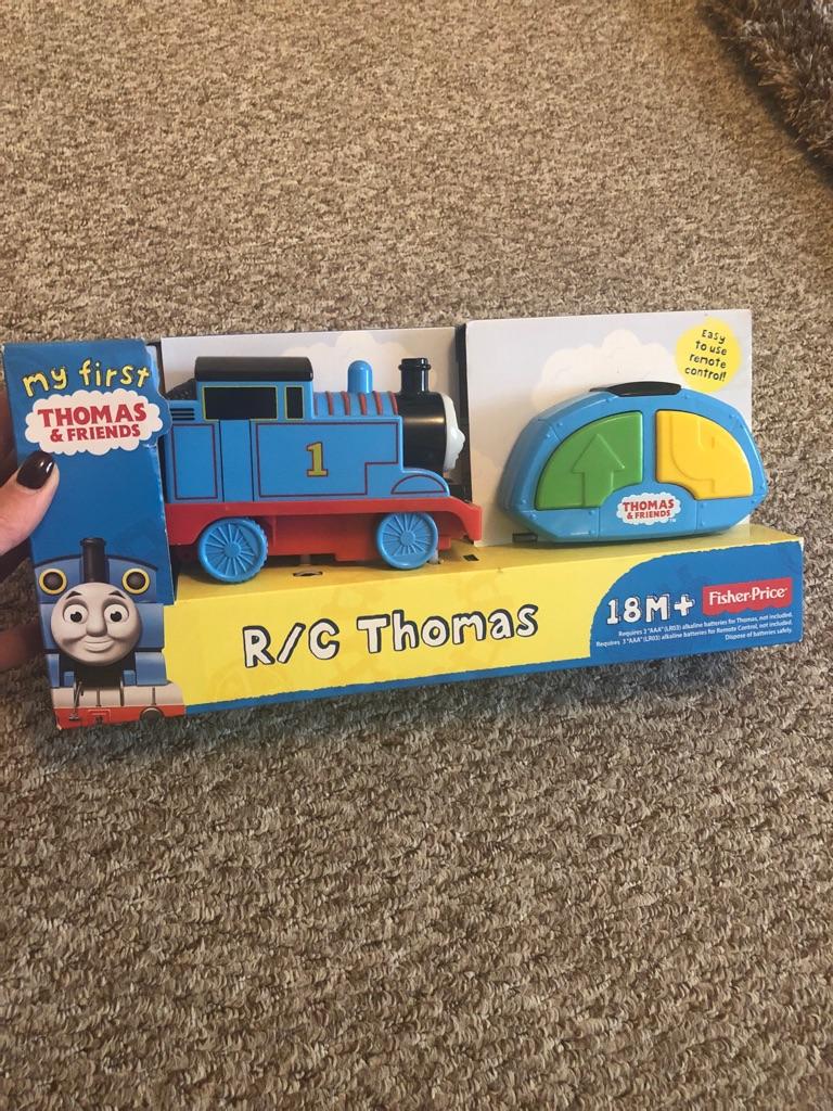 Remote control Thomas the tank