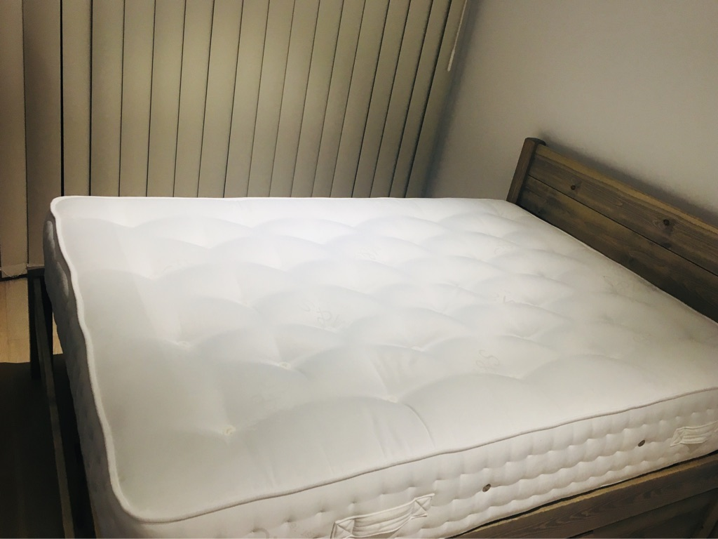Marks and Spencer's Ortho 1250 firm mattress