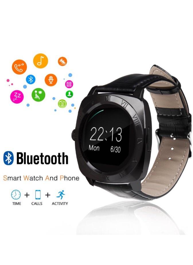 Smart Watch Round Bluetooth Watch