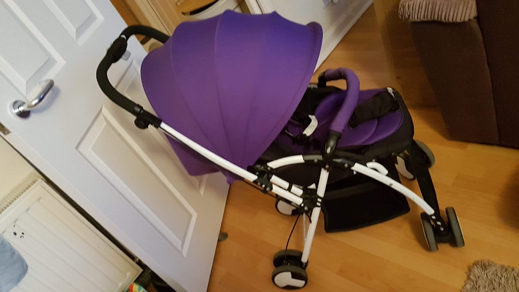 Stroller me go father