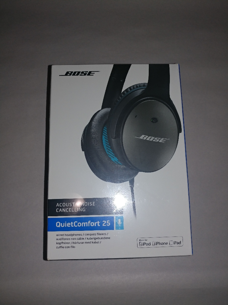 Bose QuietConfort Noise Cancelling Brand New
