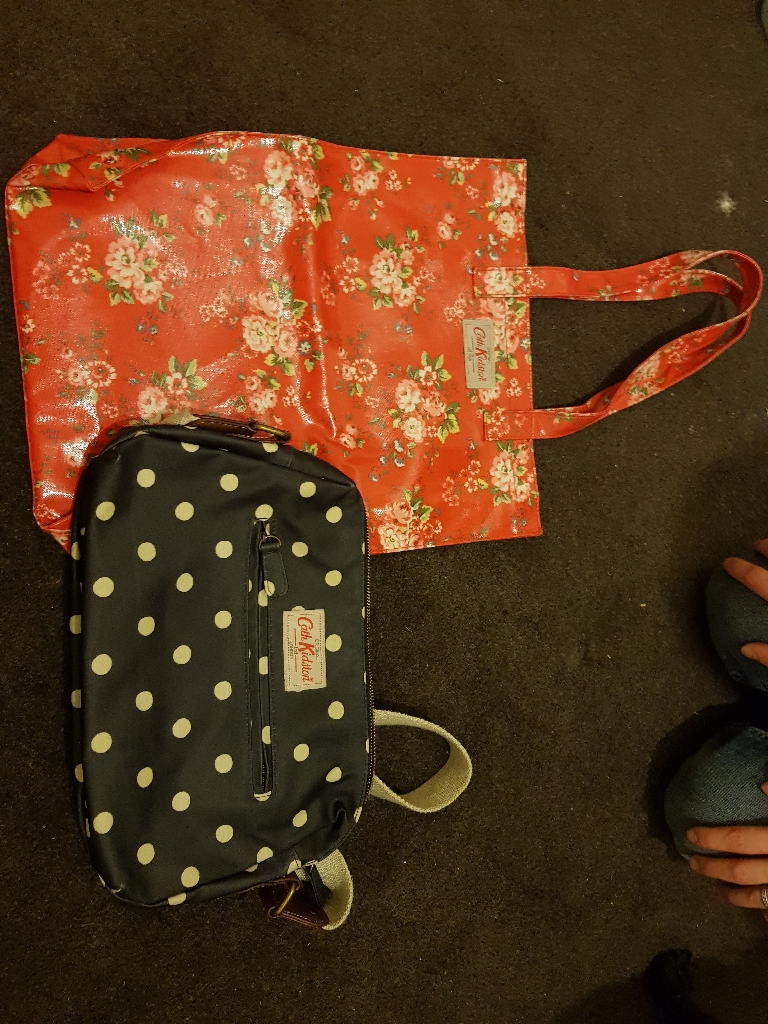 Cath Kidston Bags, Genuine