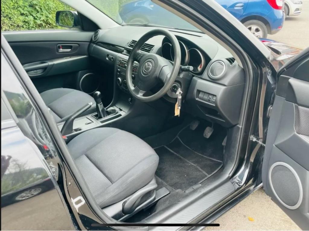 Mazda 3 2008 HPI CLEAR