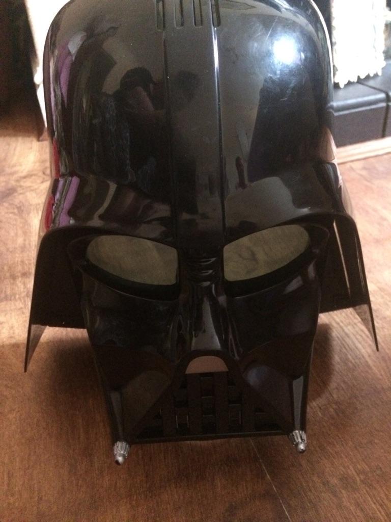 Darth vader helmet /mask