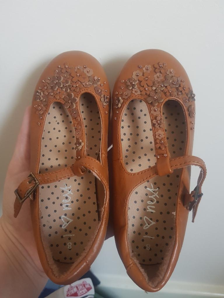 Next ten girls shoes