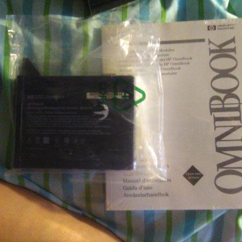 Hp F1383A Omni Book