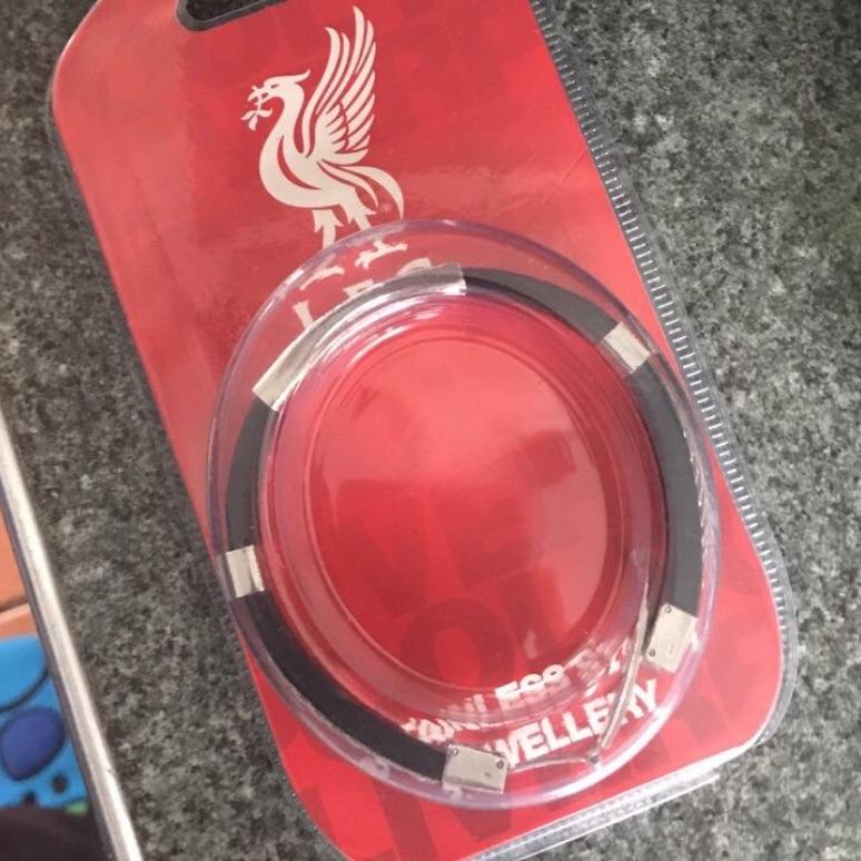 Liverpool bracelet