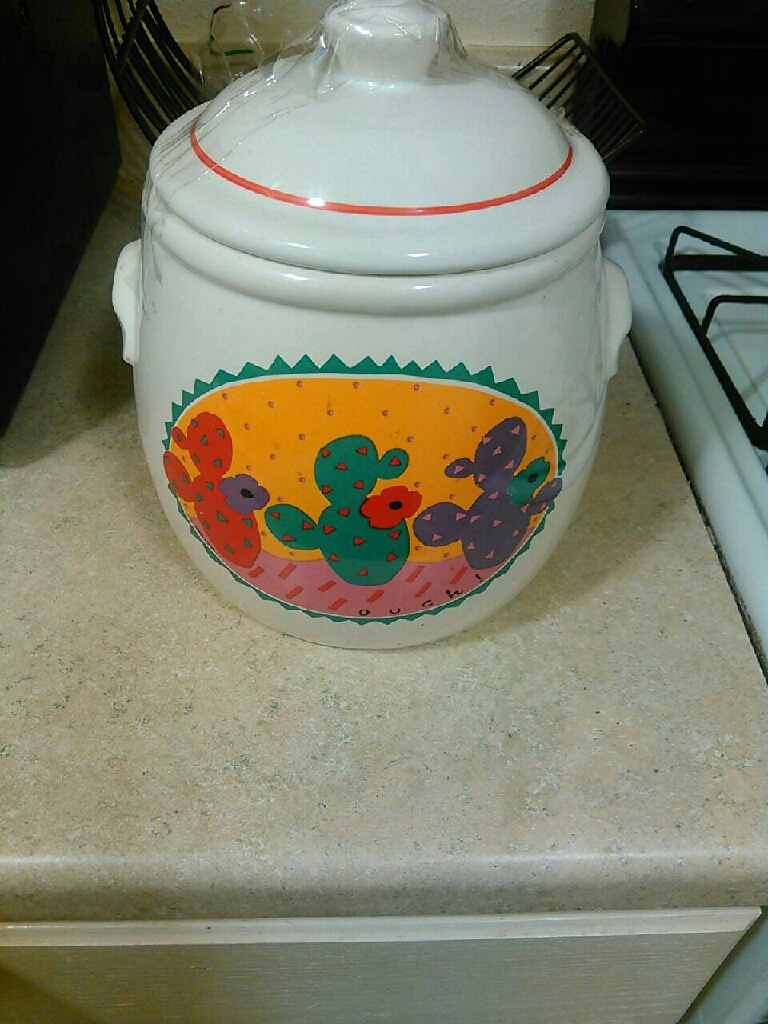 Cookie Jar Decor