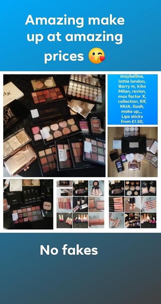 Make up  & Perfume pods 07733539083