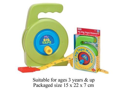 Funtime my big tape measure