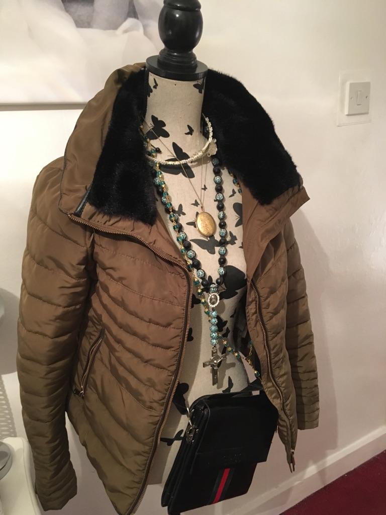 Zara coat medium