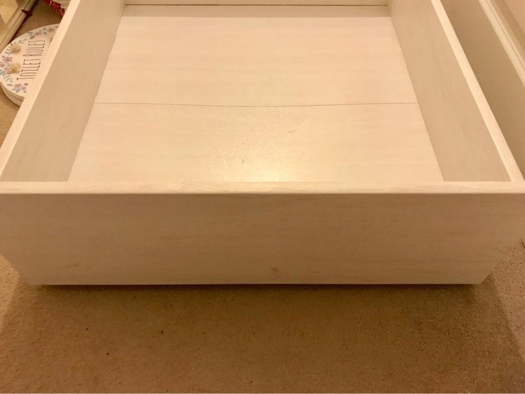 Ikea underbed storage drawer