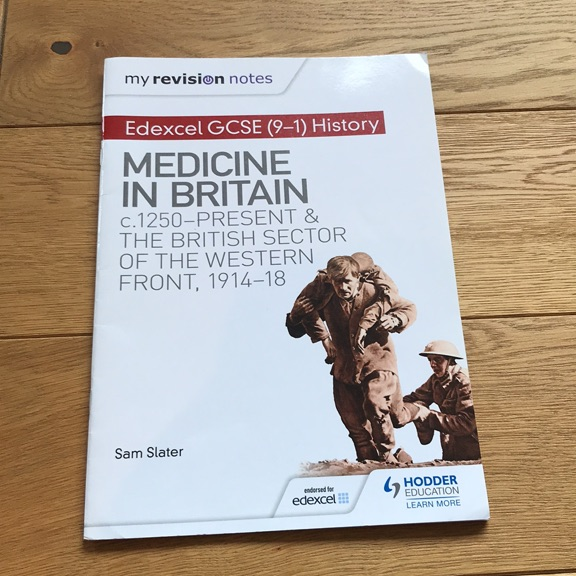 MEDICINE IN BRITAIN REVISION GUIDE