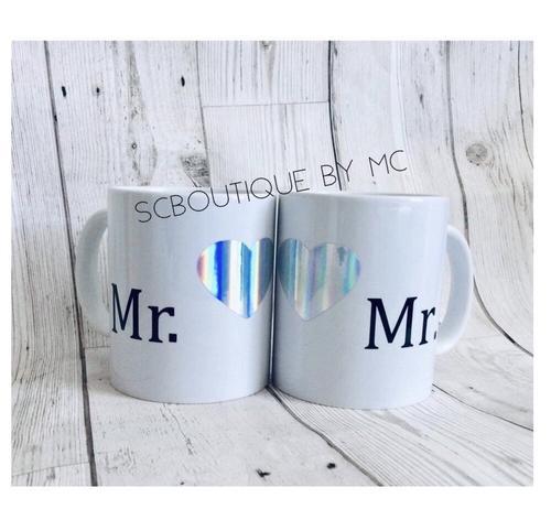 Mr & mr mugs