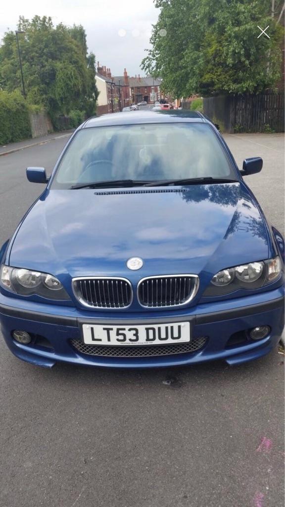 BMW 320CI M SPORT