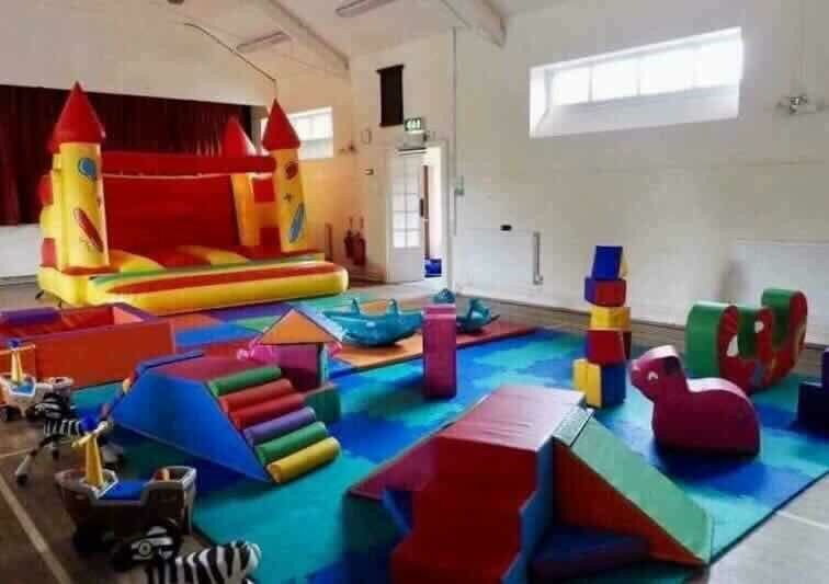 Soft Play Business