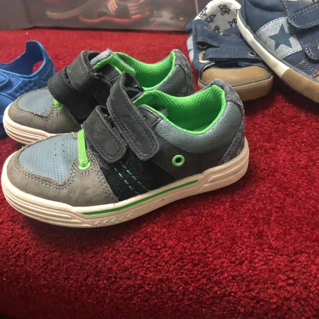 Boys Clarke's shoe