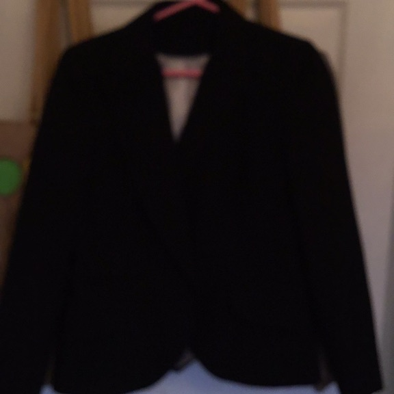New look black jacket never worn